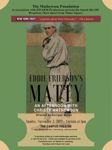 Eddie Frierson's Matty