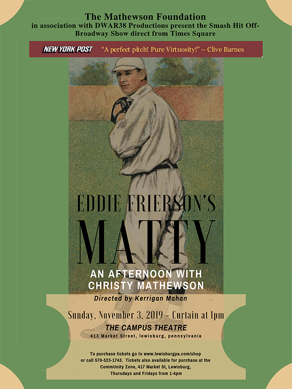 Eddie Frierson's Matty