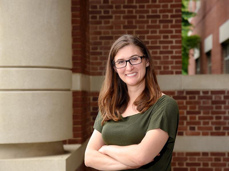 Sarah Lower, Bucknell biology professor