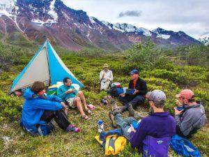 Wrangell research team