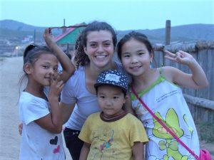 Roberta Blaho Peace Corps