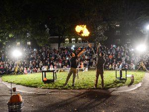 BU Chemistry Halloween Show